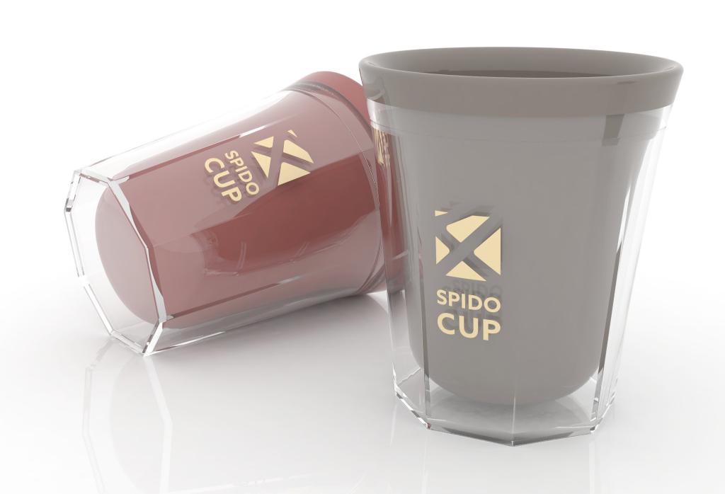 Verre-SPIDO-CUP